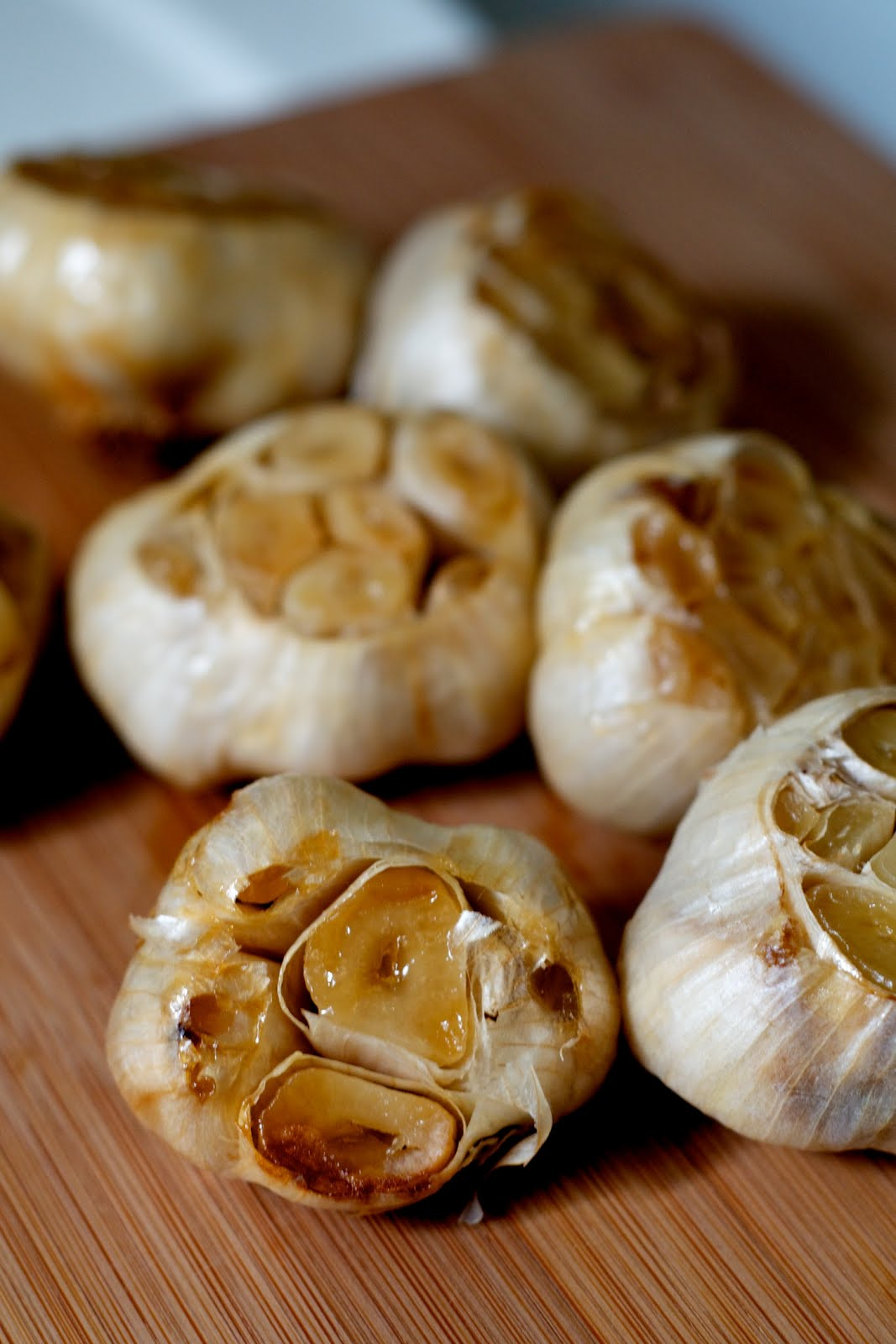 Fancy Toast: Deadly Roasted Garlic