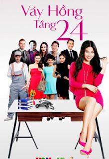 Váy Hồng Tầng 24,Xem Phim Váy Hồng Tầng 24 (2013) Vtv3