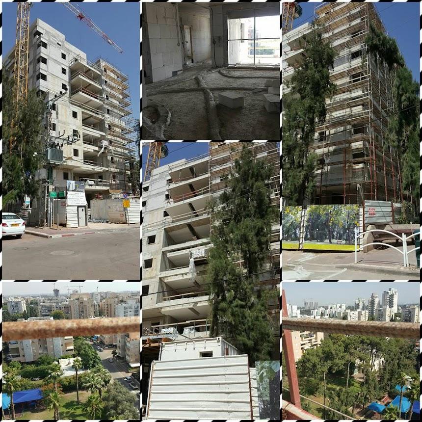 """תמ""""א 38 הריסה ובנייה מחדש - פנקס 7 רמת גן"""