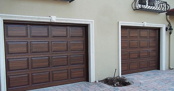 Stain a garage door everything i create paint garage for Steel garage doors that look like wood
