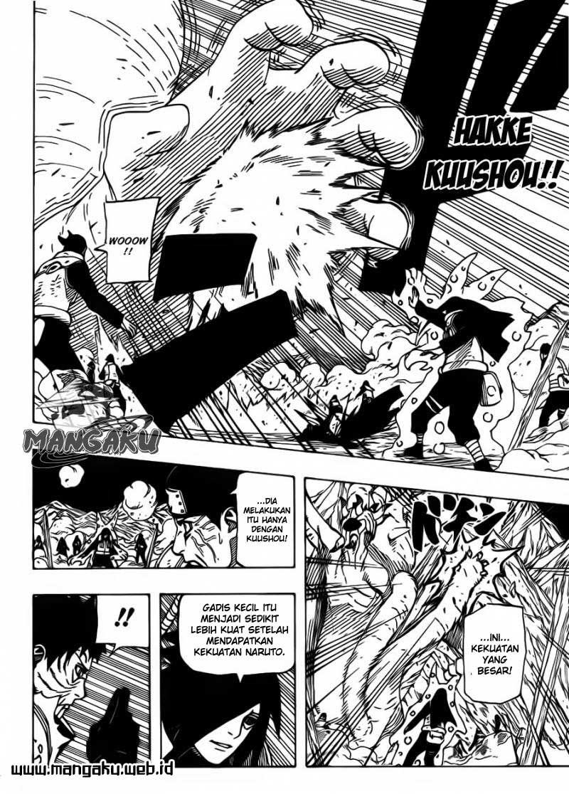 Baca Komik Naruto Chapter 616 Bahasa Indonesia