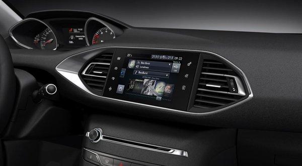 new 2013 Peugeot 308