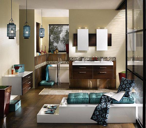 Diseno De Baños Elegantes:Elegant Bathroom Decor Ideas