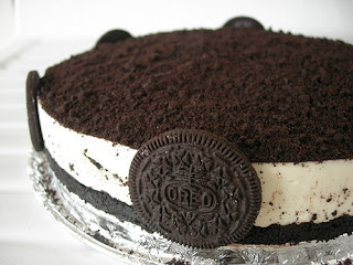 Resep Cheese Cake Oreo