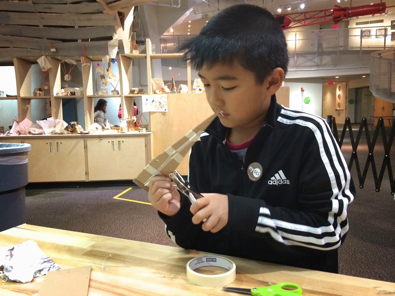 Tinkering Together