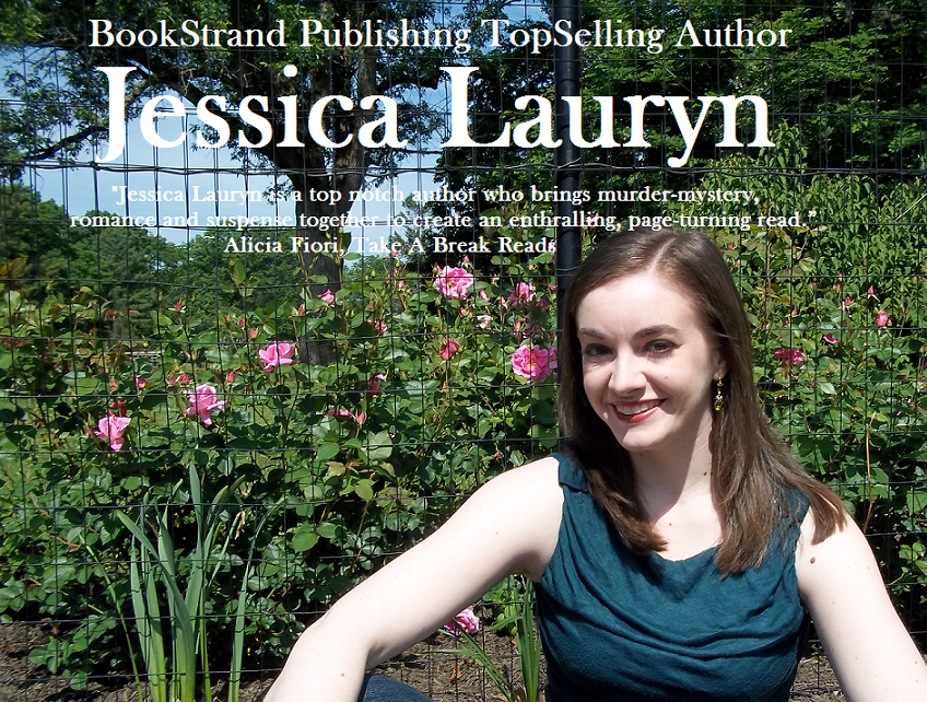 Sign up for Jessica's Newsletter!