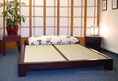 Gambar Desain Interior Rumah Jepang 01
