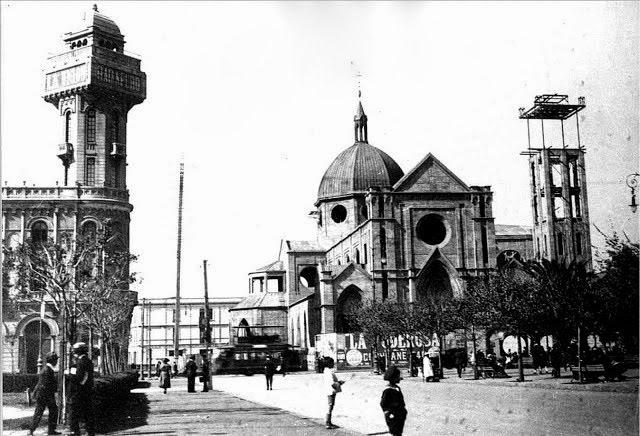 Torre del diario La Unión de Valparaíso