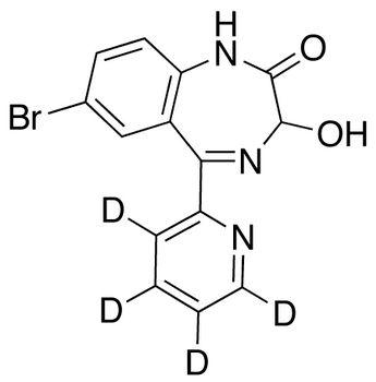 Bromazepam 6 mg roche