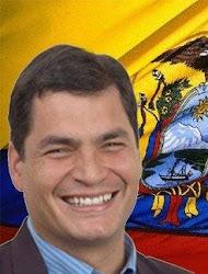 Compañero Rafael Correa.