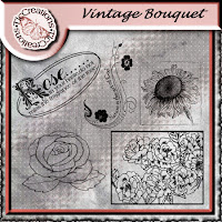 Vintage Bouquet