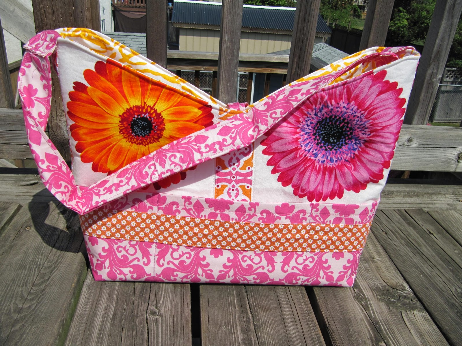 MODKID Quilted Sun and Surf Totes