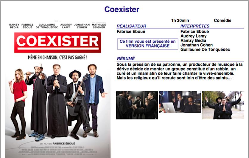 COEXISTER 0