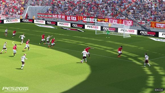 pro evolution soccer 2015 playstation 3 ps3 pc screenshot 3 Pro Evolution Soccer 2015 PS3 DUPLEX