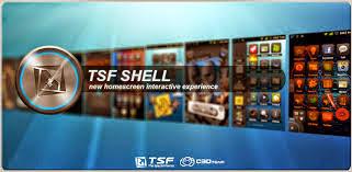 TSF Launcher 3D Shell v3.1.3 APK