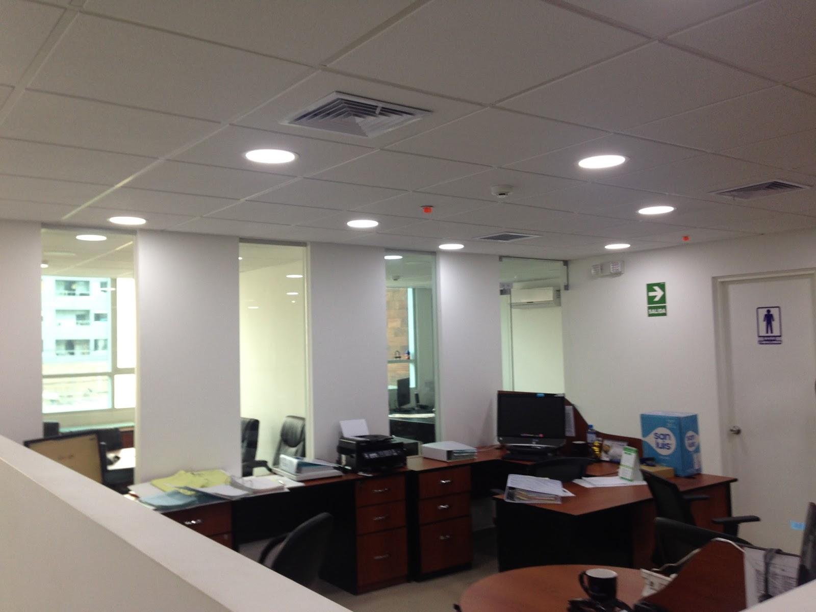 Oniria implementaci n de oficinas de tecnologiatotal s a c for Aire acondicionado oficina