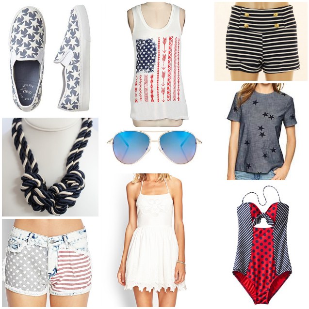 Stilettos and Diapers: July 4th style under $50