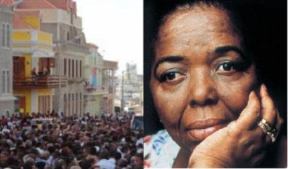 Cabo Verde: UM MAR DE GENTE NO ADEUS À DIVA