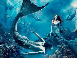 Legenda Duyung Manusia Setengah Ikan