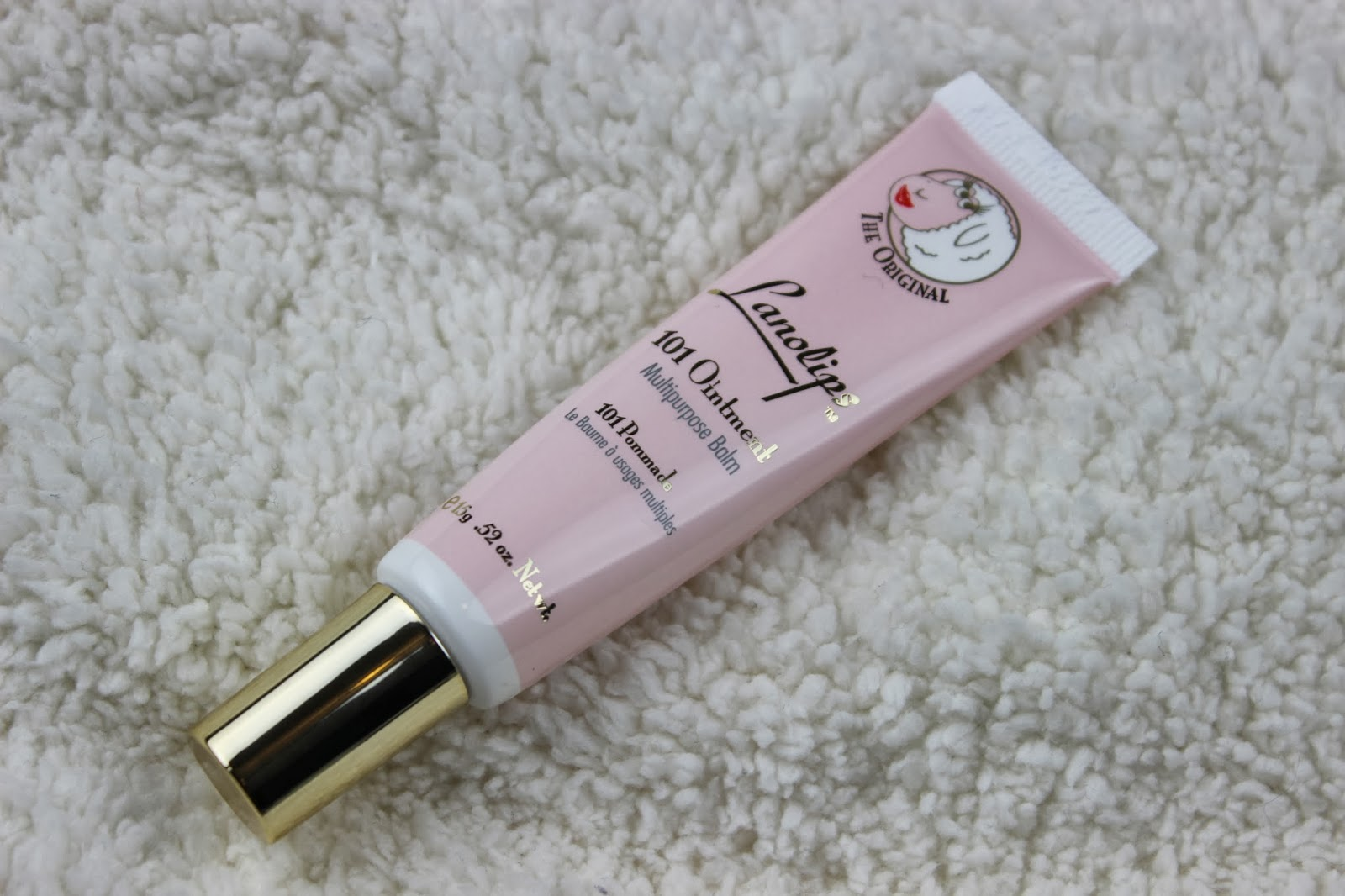 Lanolips | 101 Ointment Multipurpose Balm