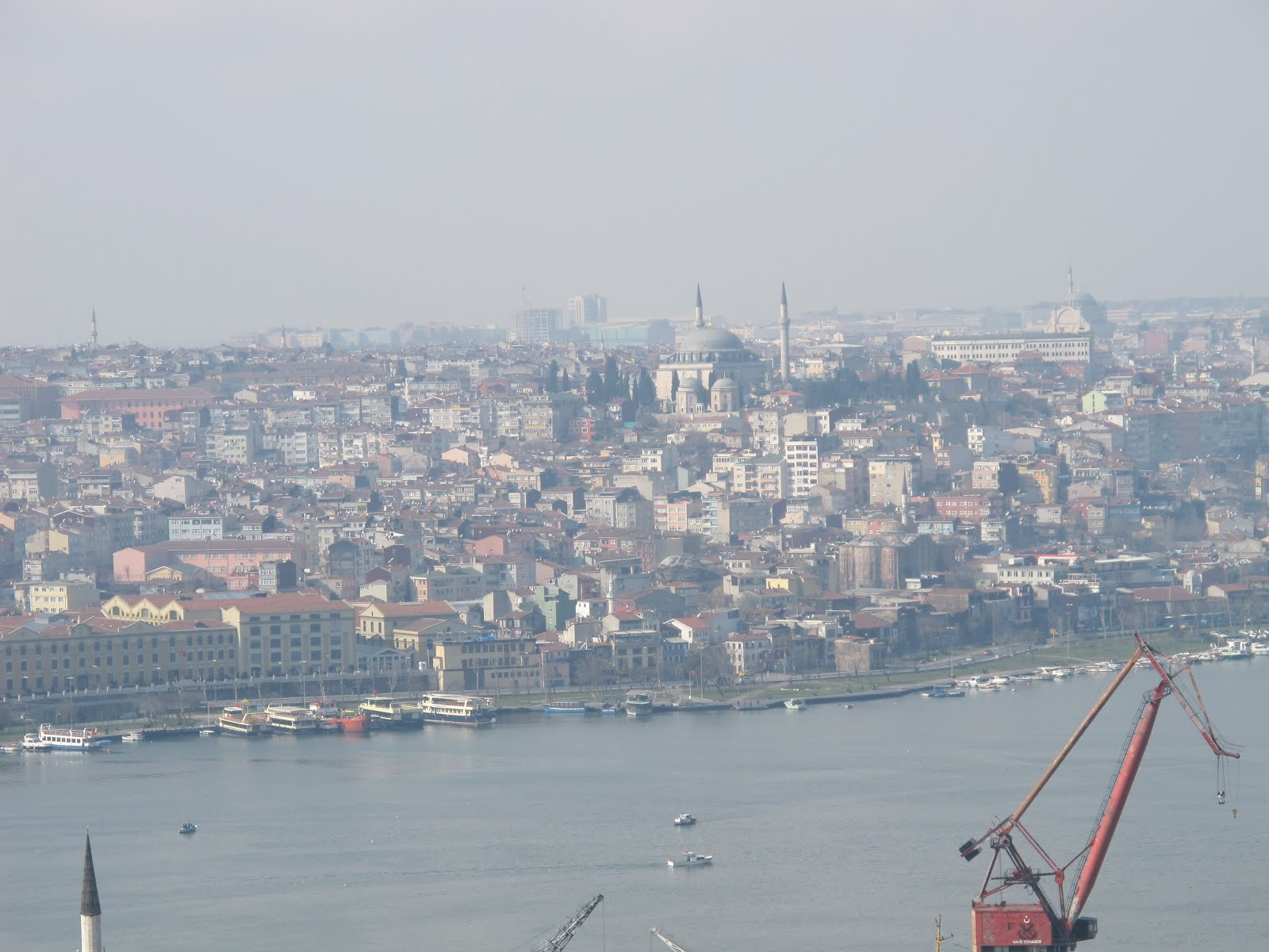 Estanbul, 2011