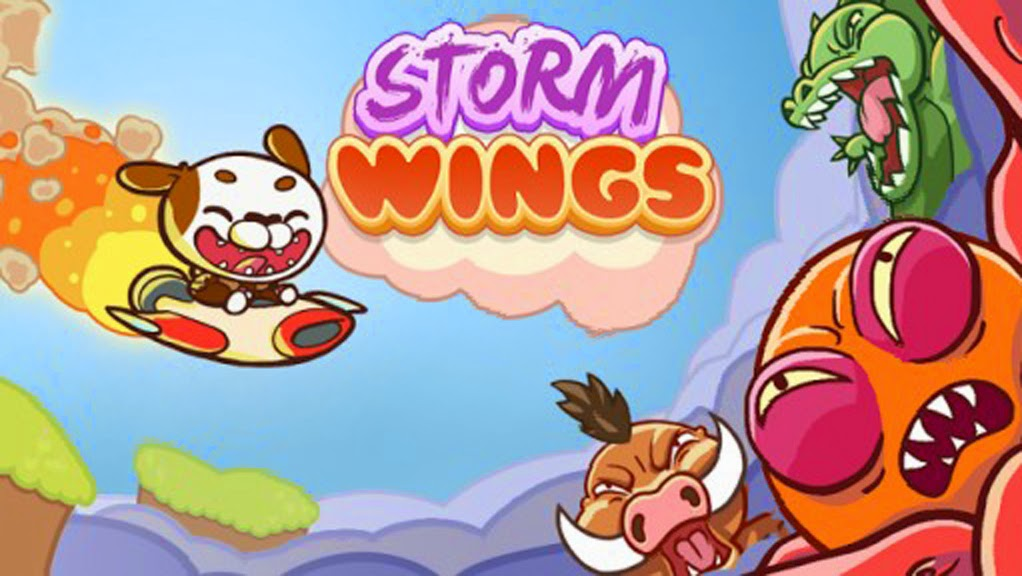 Storm Wings Gameplay IOS / Android