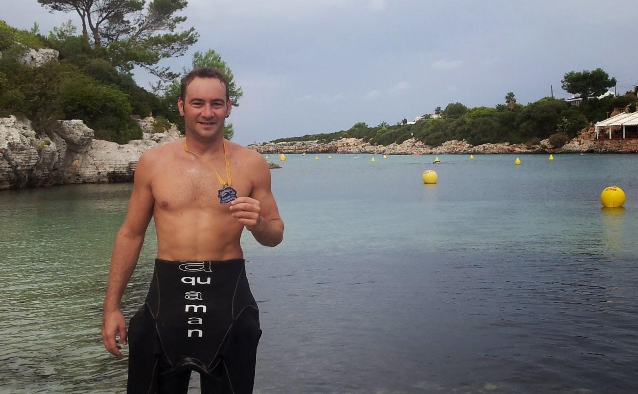 I Trav Menorca 10Km 2014. 2h30´