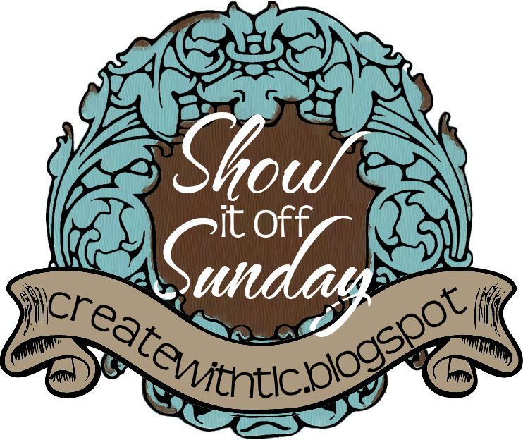 Show it off Sunday with Create with TLC