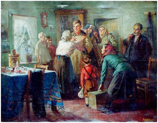 World Artist: Social Realism Paintings