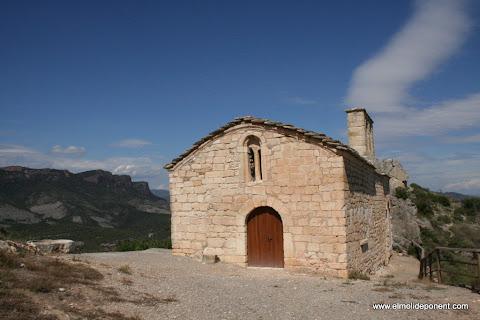 Santa Maria del Castell de Sant Llorenç de Mongai