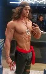 Tarzan, Conan, Pirate?