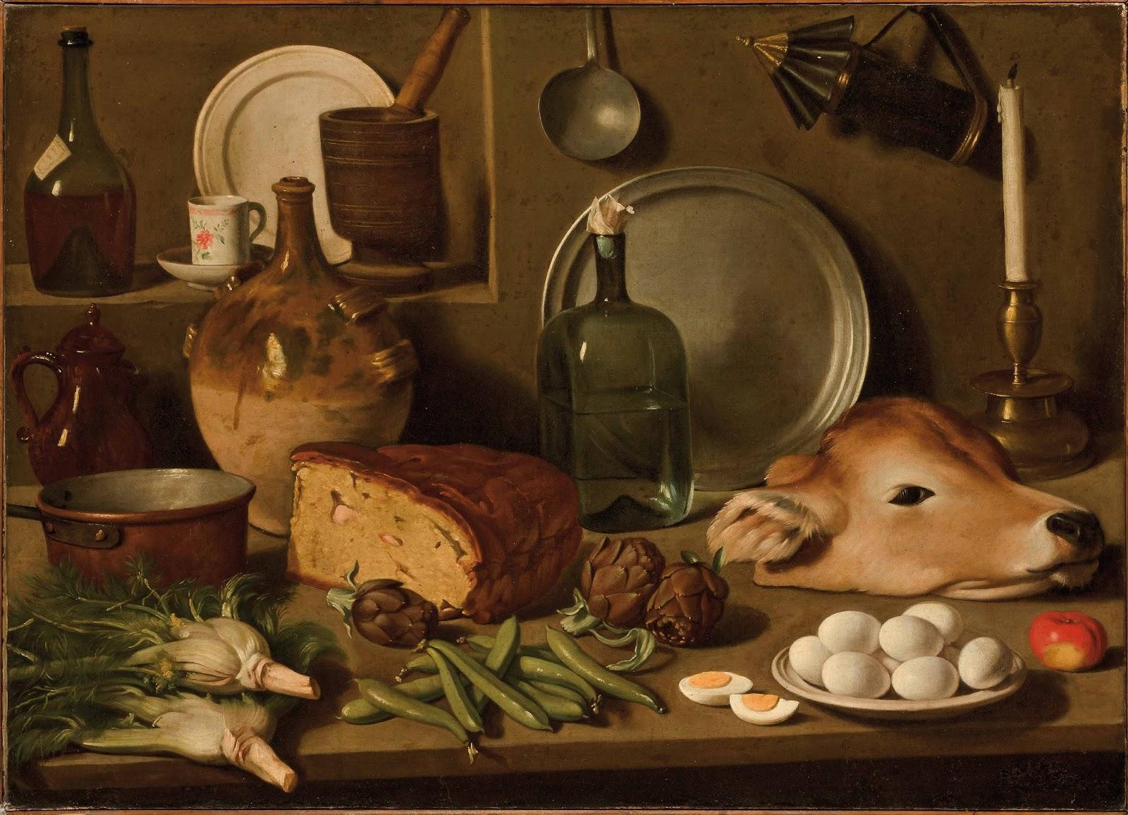 Arte senza confini: NELLE ANTICHE CUCINE Cucine storiche e cucine ...