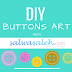 DIY Buttons Art