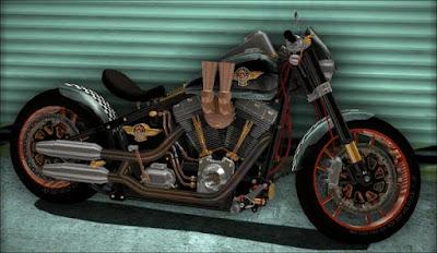 Harley Davidson Untuk Anak Muda