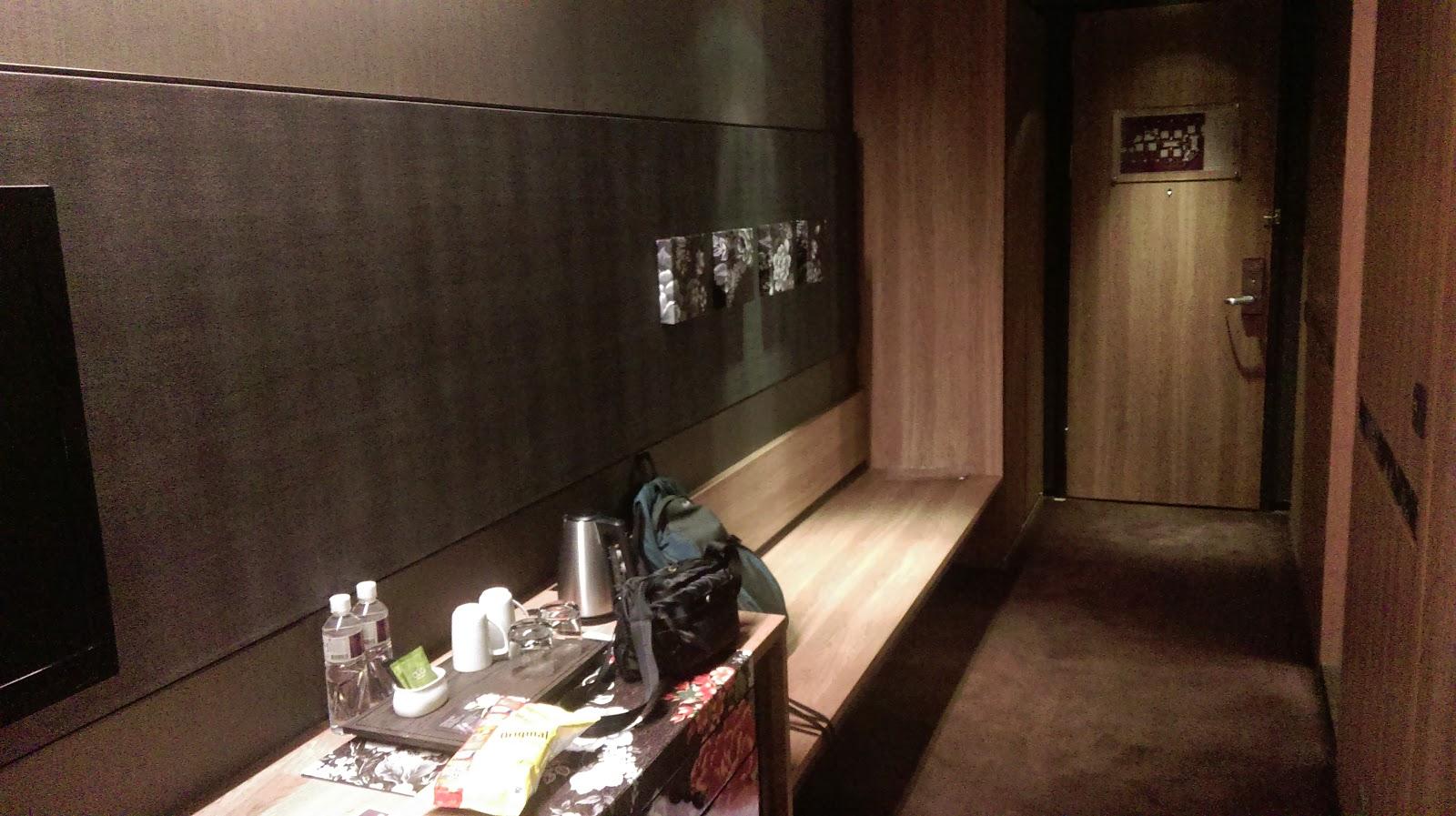 麻油與胡椒: Hotel Dua - Kaohsiung