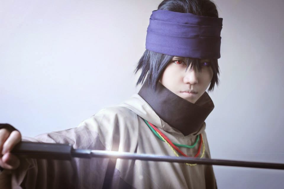 The Last Sasuke Cosplay
