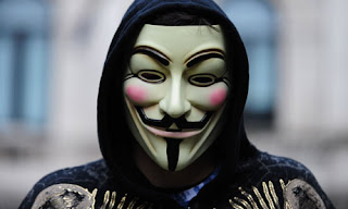 Anonymous Juga Serang Para Bankir