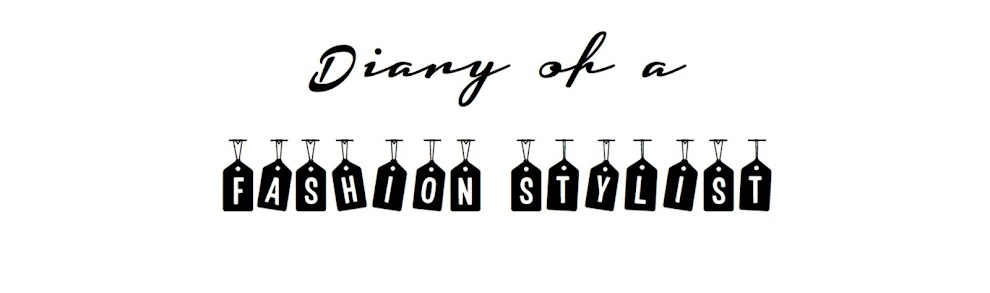 Diary of a Fashion Stylist