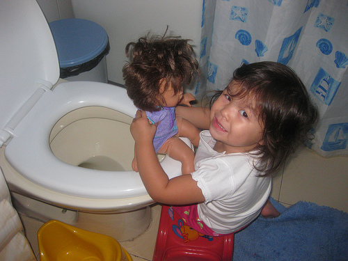 Potty Training In 3 Days Part 2 The Humbled Homemaker