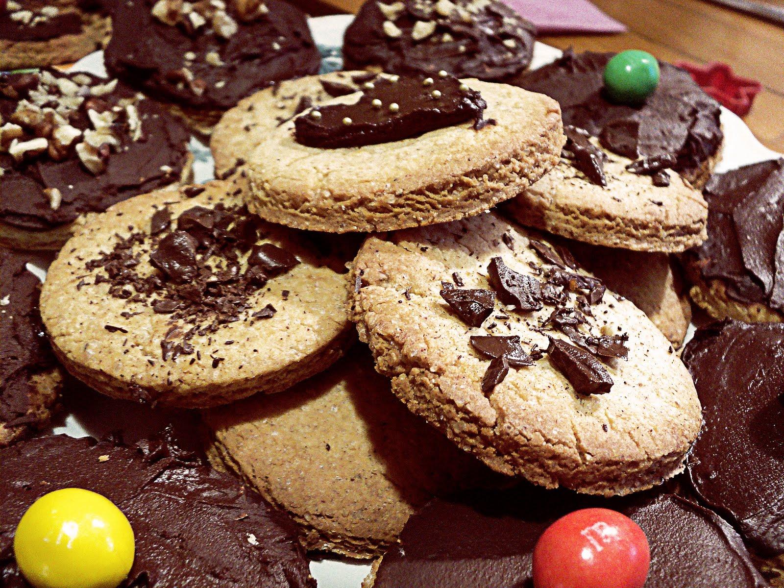 Печенье шведское с корицей и имбирем рецепт