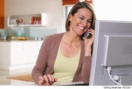 trabajar en casa con internet
