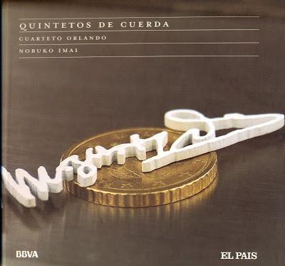Mozart - Col. El País 250 Aniversario-(2006)-13-Quintetos de cuerda-carátula frontal