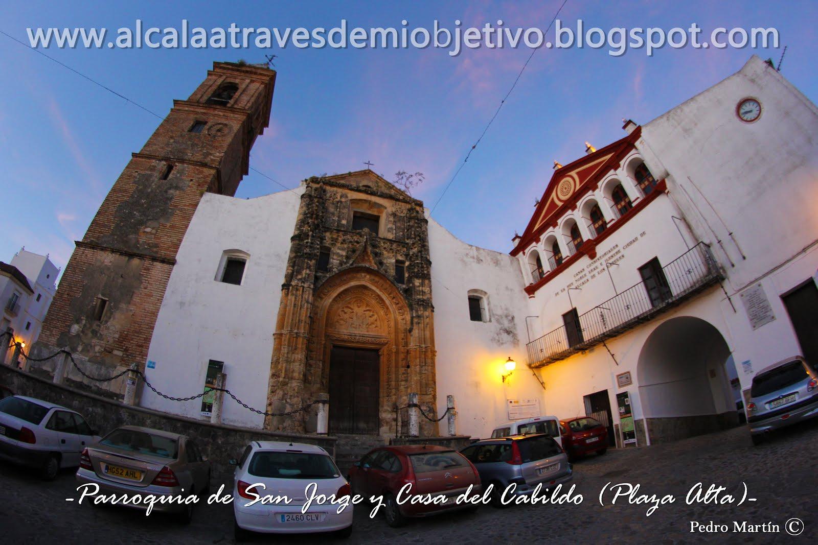 PARROQUIA DE SAN JORGE Y CASA DEL CABILDO