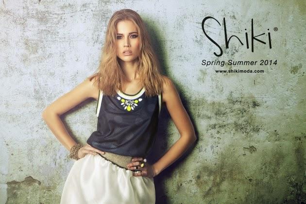 shiki total look donna uomo e teenagers - collezione primavera estate 2014
