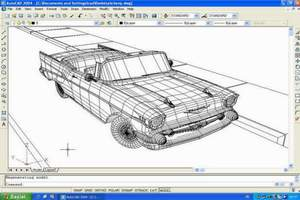 AutoCAD 2008-Screenshot-1