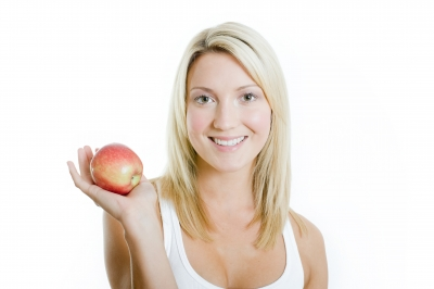 vinagre de sidra de manzana tipo de pelo
