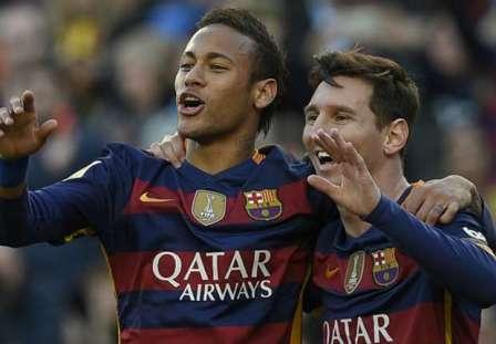 Neymar: Lionel Messi Dari Planet Lain