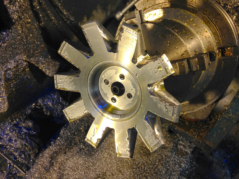Machining Process image, Digital fabrication
