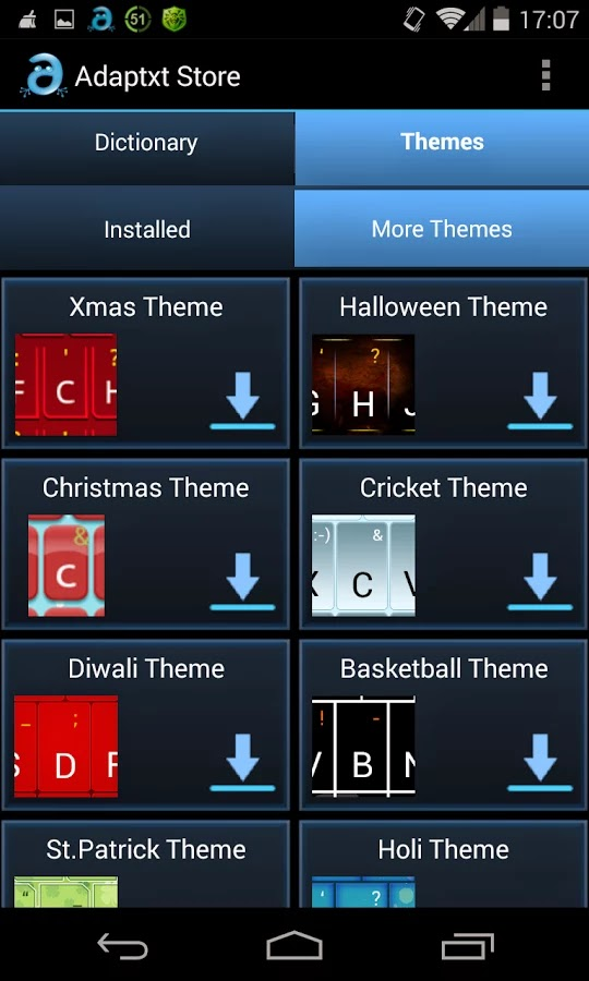 Adaptxt Keyboard v3.1.4