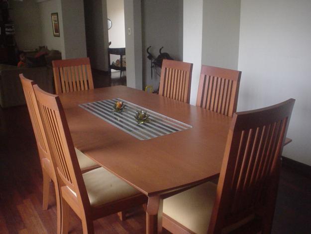 Idearte s a juegos de sala y comedor for Muebles usados en lima